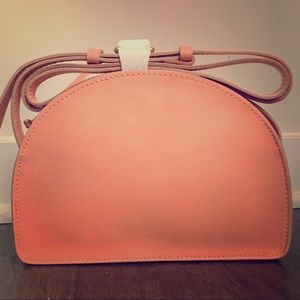 Madewell Half-Moon Crossbody Bag